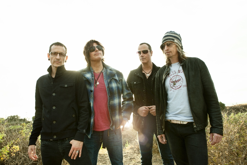 STP At Rockwave Fest!