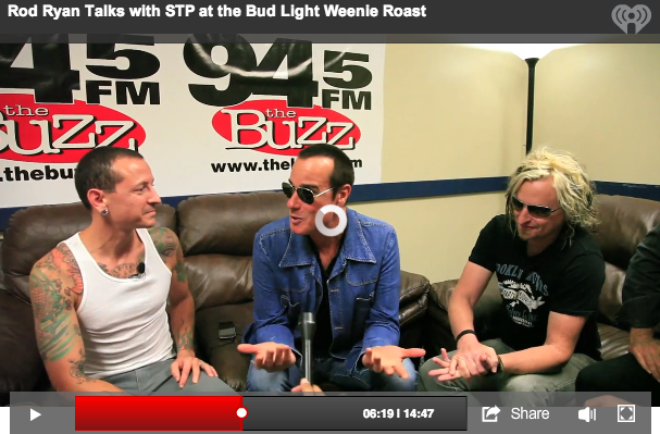 Interview With 94.5 The Buzz