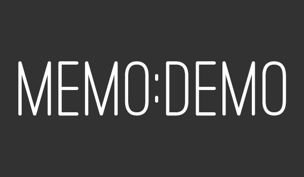 memo:demo