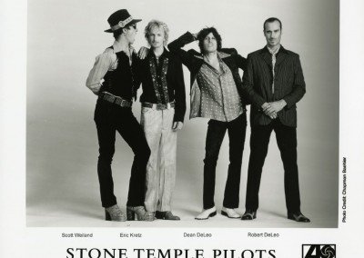 Stone Temple Pilots by Chapman Baehler