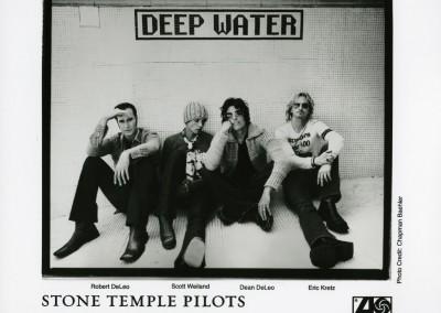 Stone Temple Pilots by Chapman Baehler