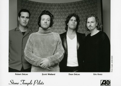 Stone Temple Pilots by John Eder