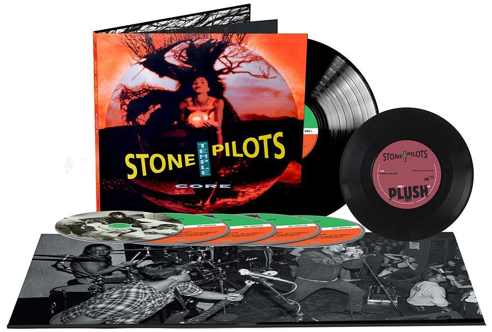 Stone Temple Pilots Celebrate 25th Anniversary of Core