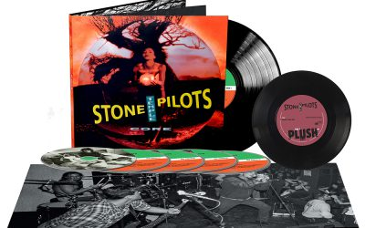 Stone Temple Pilots Celebrate 25th Anniversary of Core