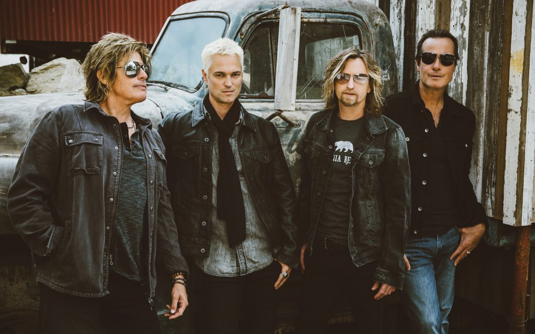 Stone Temple Pilots Promo Photo 2019