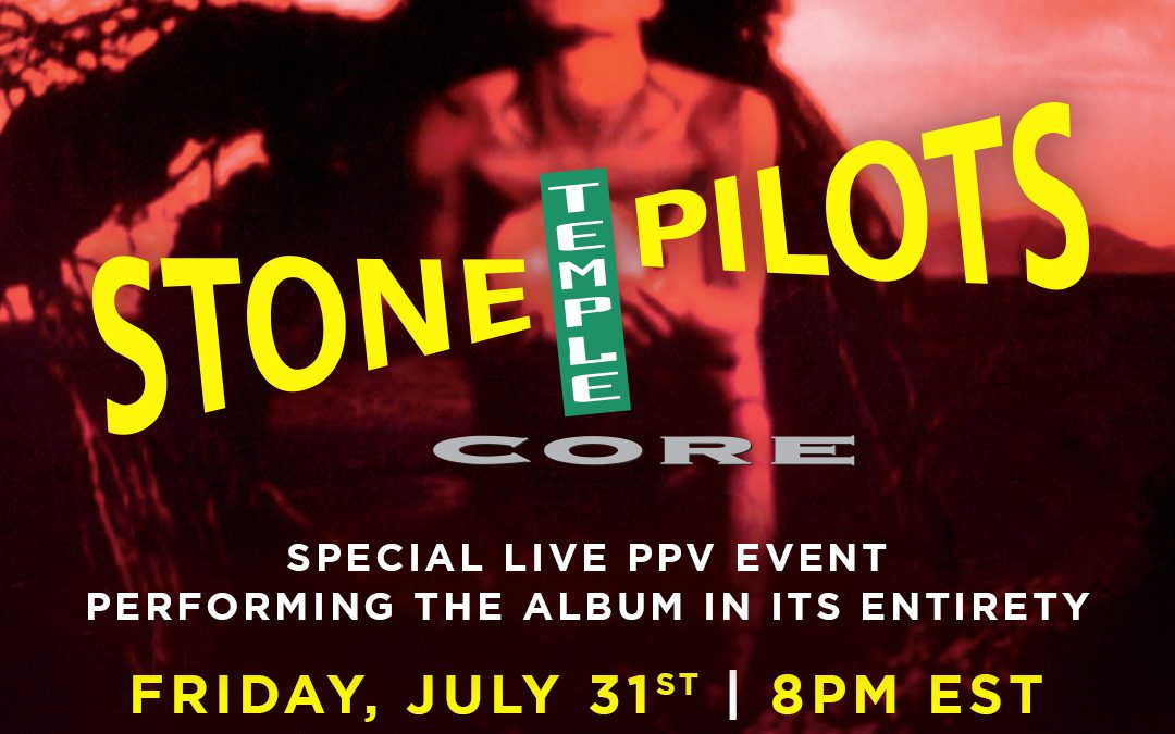 Stone Temple Pilots Perform Debut Album 'Core' on Nugs.net PPV Livestream, Watch First Song Free on YouTube