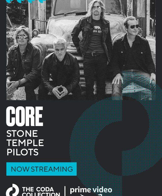 Stone Temple Pilots Release 2020's Core and Purple Live Streams on The Coda Collection via Amazon Prime